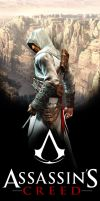Assassin's Creed Poster (Large) - Altair by Ven93