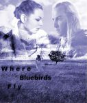 'Where Bluebirds Fly' by propheticvoice