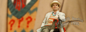 Seventh Doctor Facebook cover by Leda74