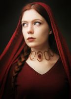 GoT - Melisandre (necklace) by diana-irimie