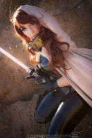 Mara Jade Skywalker- star wars eu by Its-Raining-Neon
