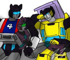 TF: JxAxS - Colored by TaintedTamer
