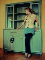 Retro style by Bouffe