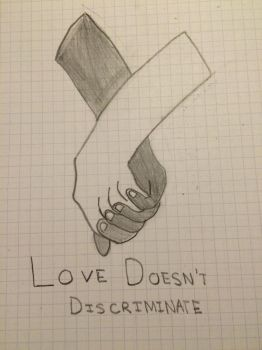 Love Doesn't Discriminate  by pboz2004