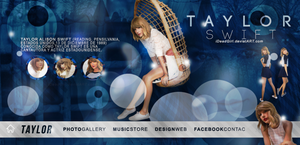 Header Taylor. by iDeadGirl