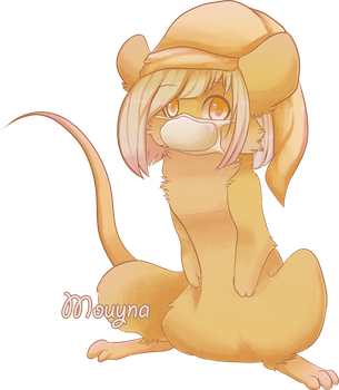 Mouyna by Aywmi