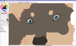 Realism Kelpie Preview! by Sundira