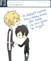 Ask Shizaya Q23 by thirteen-forty-two