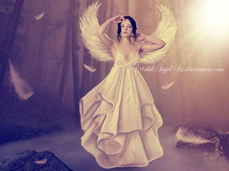 *angel of light* by BellaDreamArt