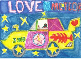 Minami Birthday Gift: Love Meteor S-500 by Fistron
