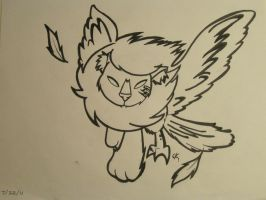 Griffin by MissDrawsAlot
