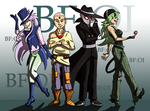 BFOI: Batch of Contestants 1 by Bat-Lass