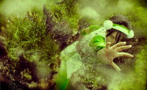 Aang's Earthbending Teacher by RacoonFactory