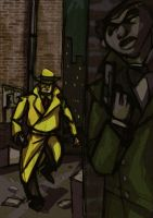 Dick Tracy by Equattro
