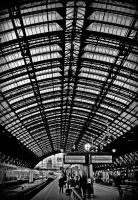 Cologne Mainstation by Oimly