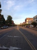 Main Street Coshocton 3 by BowserHusky