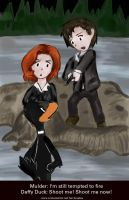 X-Files Spoof by soudou