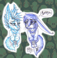 GIFT: Sorry Sirus by TheHuntingWolf