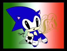 Soccer Sonic by Lucora
