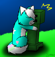 hug all the creepers by CoolCodeCat