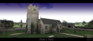 Merlin's Parish by JV-Andrew