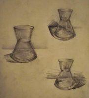 Thumbnail Sketches of Glass by Leonora1