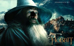 Edited BANNER The Hobbit - Desolation of Smaug  #2 by HogwartSite