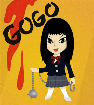 Gogo by Dreaming-Demon