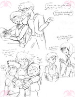 TFCC: College Days by KPenDragon