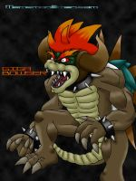 Giga-Bowser by rongs1234