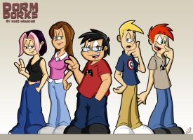 Dorm Dorks Remastered'ed by Pyrotech07