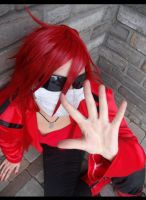 Grell Cosplay OVA NO WAY by Moin2D