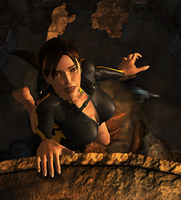 Lara Croft 22 by legendg85