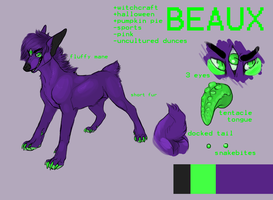 Beaux Ref by S41LOR