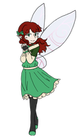 FoH: Aine the Fairy by Lexial-XIII