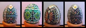 Easter eggs by sasokity