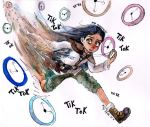 Racing with time - Time's up! by AnnRosalyn