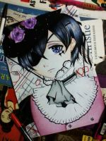 Ciel Phantomhive by Emi952