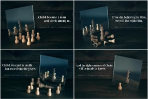 Gospel according to chess. by kevron2001
