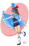 Trucy Wright by SailorSimba