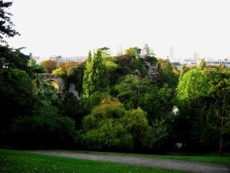 Parc in Paris by KumOX