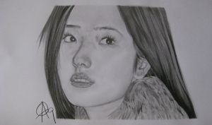 Han Chae Young by artoysius