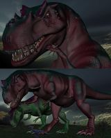 Tyro and Philip 2 by Spino2006
