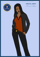 Introducing Agent Farrah Ahsan by Femmes-Fatales