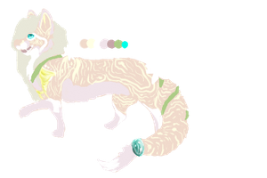Flower Reference Sheet by GalaxyCrowButt