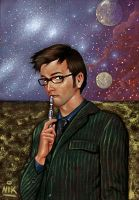 David Tennant Doctor Who. by NIK-Nick
