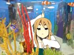 Mugi at the Aquarium by Set-Byul
