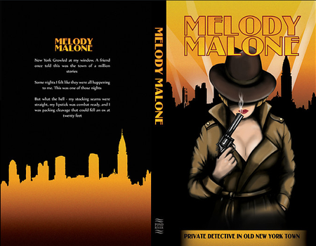 Melody Malone (Angels Take Manhattan) by OliverGeary