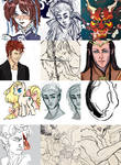 2013 summary by Flaming-Scorpion