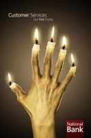 Candel Hands by Domino333